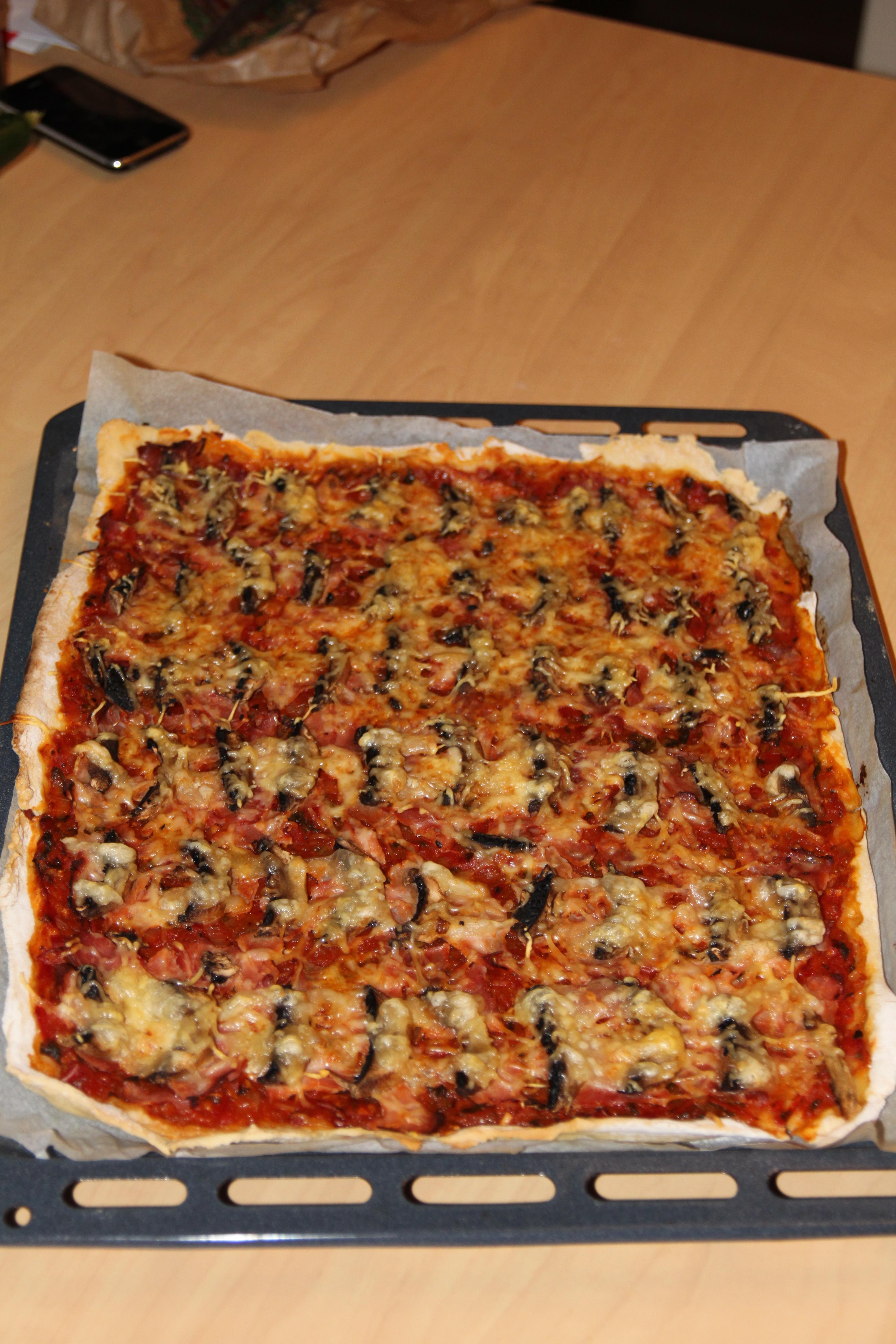 pizza bocook