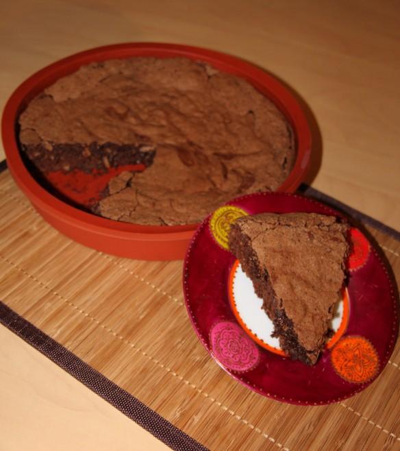 Moelleux mousseux noisette chocolat