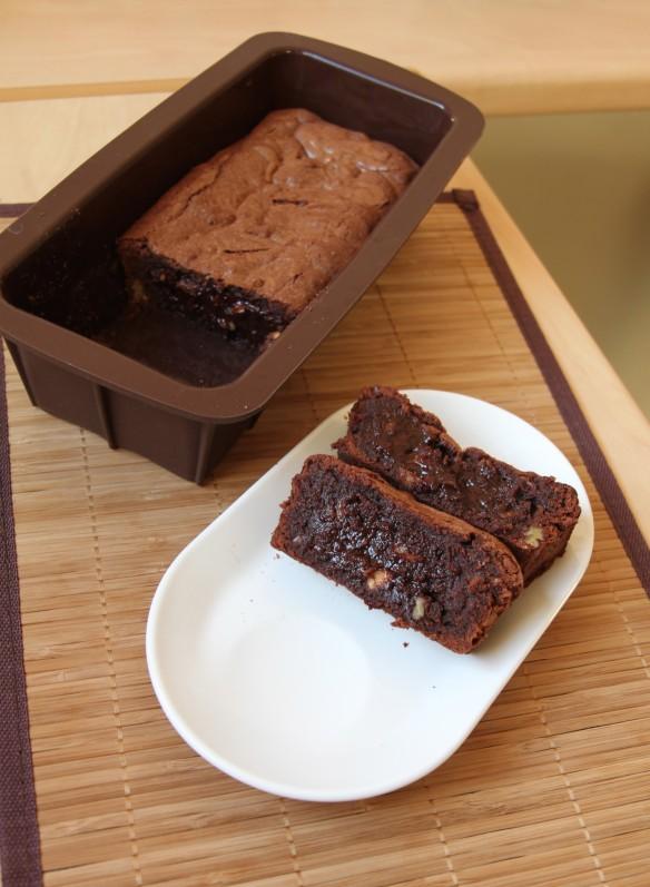 Brownie à l'huile d'olive
