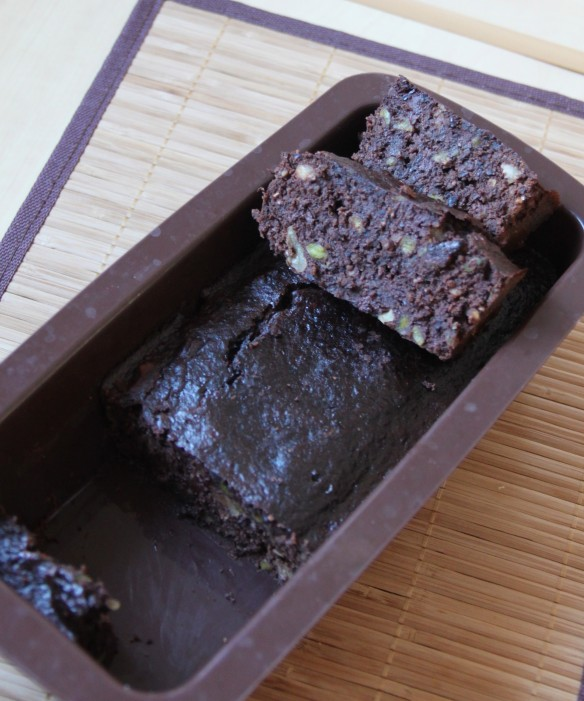 Brownie haricots noirs
