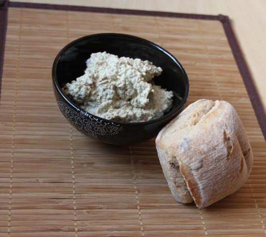 Tartinade olives vertes feta