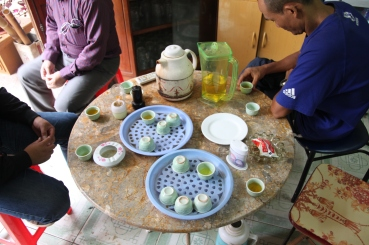 Culte thé restaurant