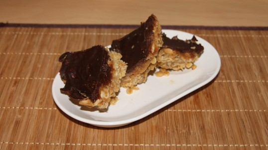 Millionaire shortbread twix-snickers maison