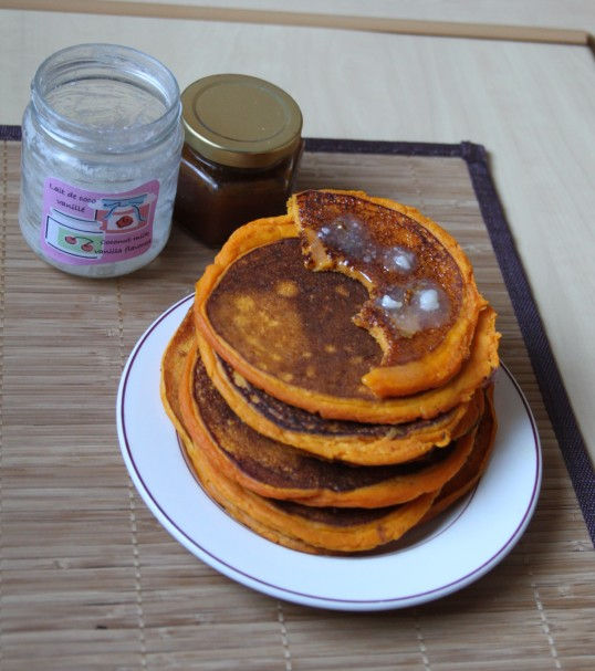 pancakes courge 2