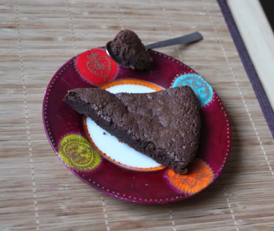 Fondant au chocolat ultra rapide
