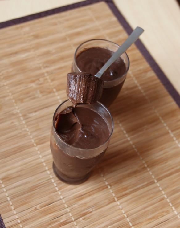 Crème au chocolat & caramel