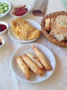 Petit déjeuner turc Cesme 2