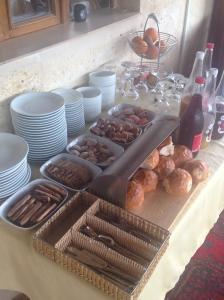 Petit-déjeuner Kappadokya 2