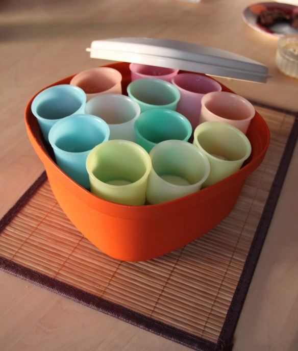 Yaourts maison recette Tupperware®