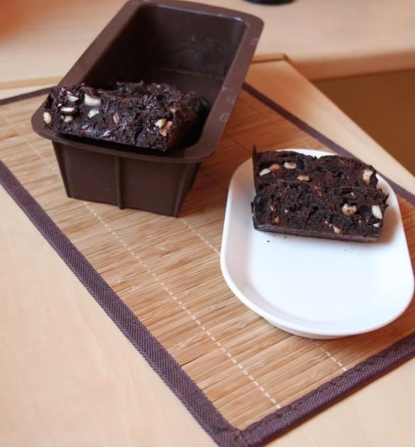 Brownie vegan aux noix de cajou