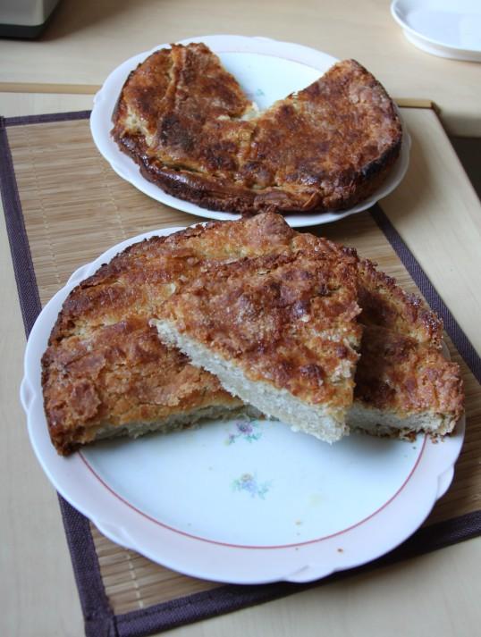 Kouign aman à la farine de sarrasin