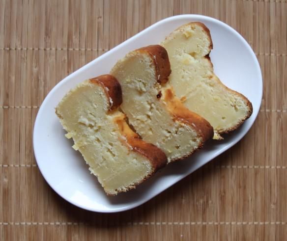 Cake moelleux citron & mascarpone
