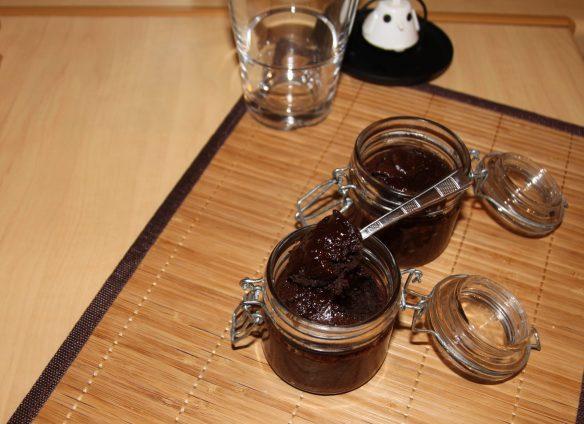 Petits fondants au chocolat et farine de sarrasin