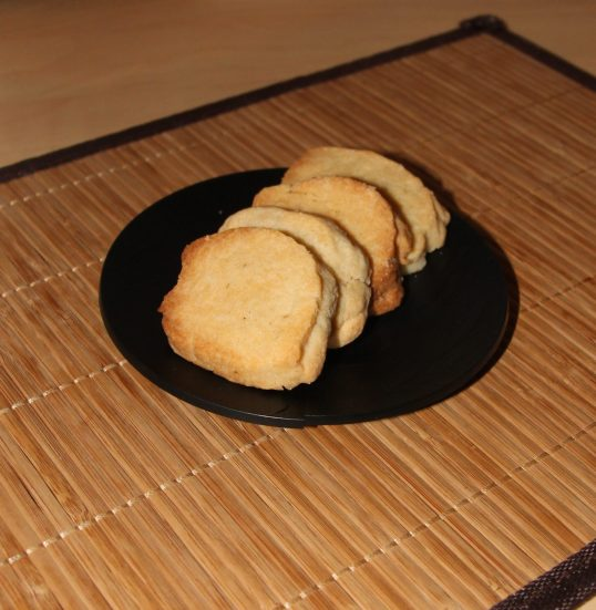 Biscuits au fromage frais