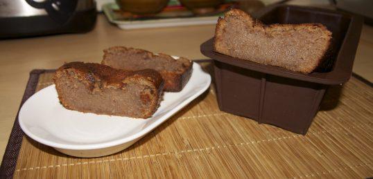 Gâteau extrêmement fondant à la crème de marron