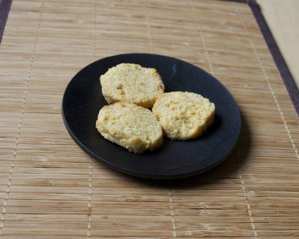 Biscuits à la polenta & citron